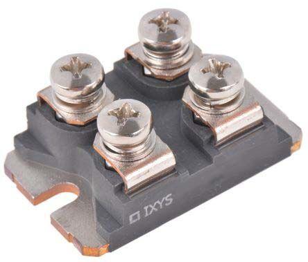 IXYS 300V 2 x 60A, Dual Diode, 4-Pin SOT-227B DSEP2x61-03A