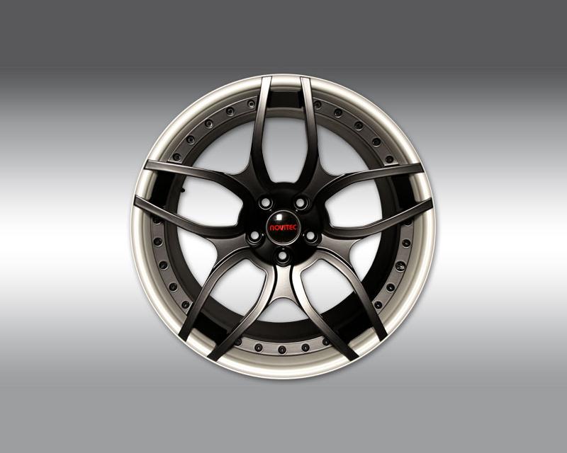 Novitec L4 222 06 NL1 Forged Rear Wheel Custom Color 21x12.5 Lamborghini Huracan 15-19