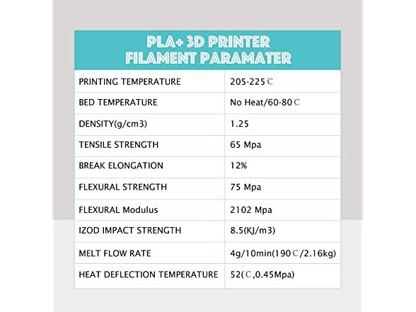 Supply3d White 3d Printer Filament