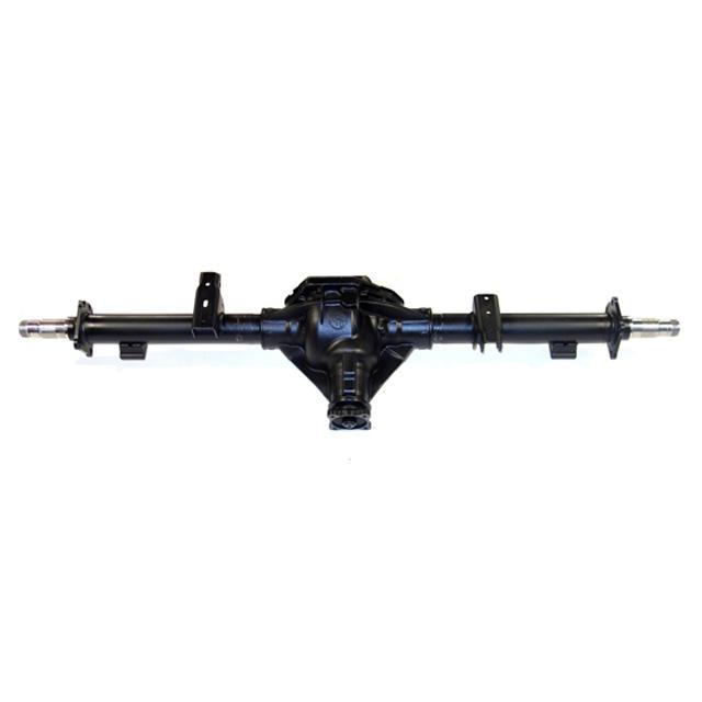 Reman Complete Axle Assembly for Chrysler 10.5 Inch 03-05 Dodge Ram 2500 3.73 Ratio 4x4 W/Damper Posi LSD Zumbrota Drivetrain RAA435-2160C-P
