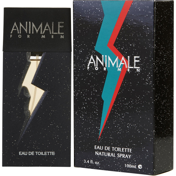 Animale - Animale : Eau de Toilette Spray 3.4 Oz / 100 ml