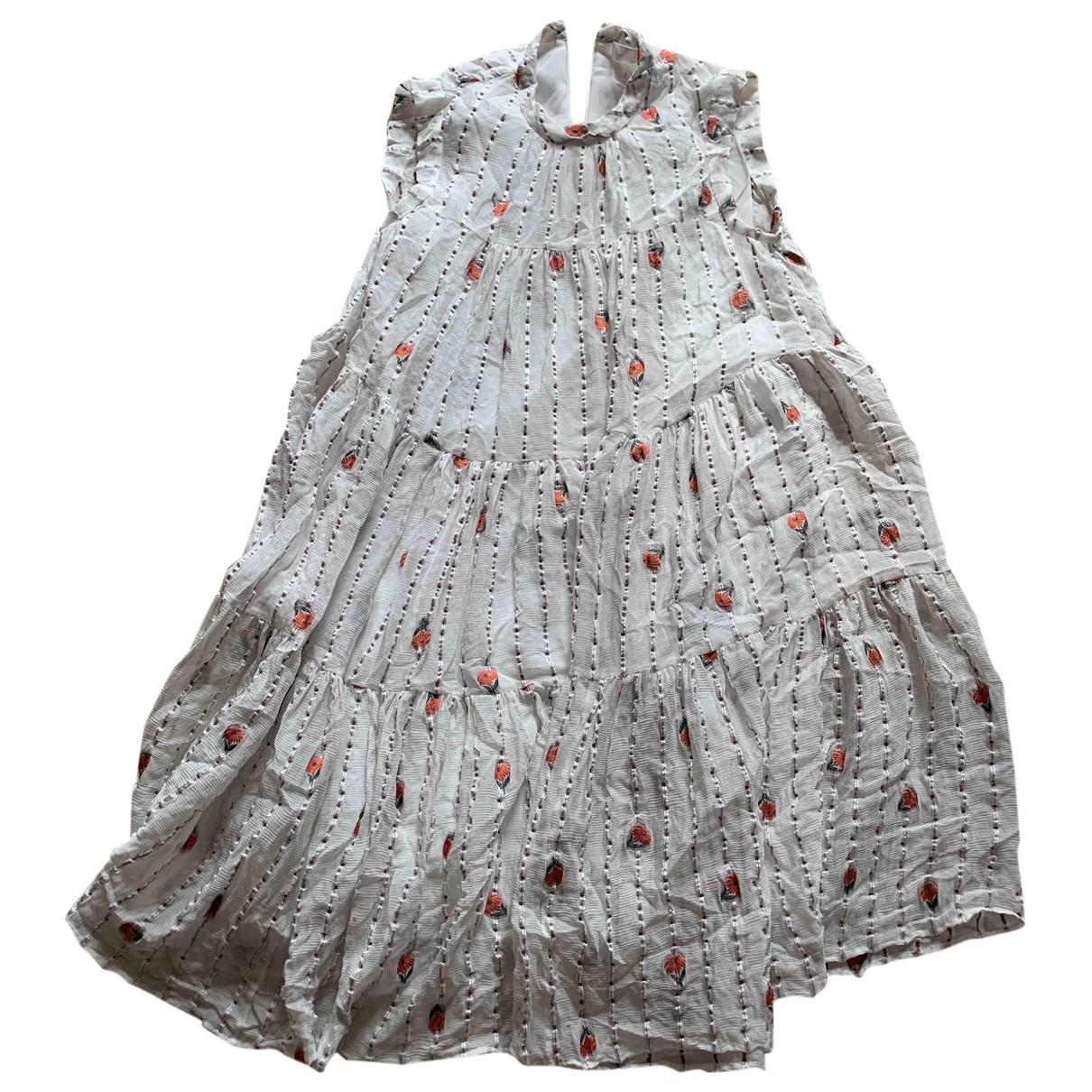 Chloe - Robe   pour femme en soie