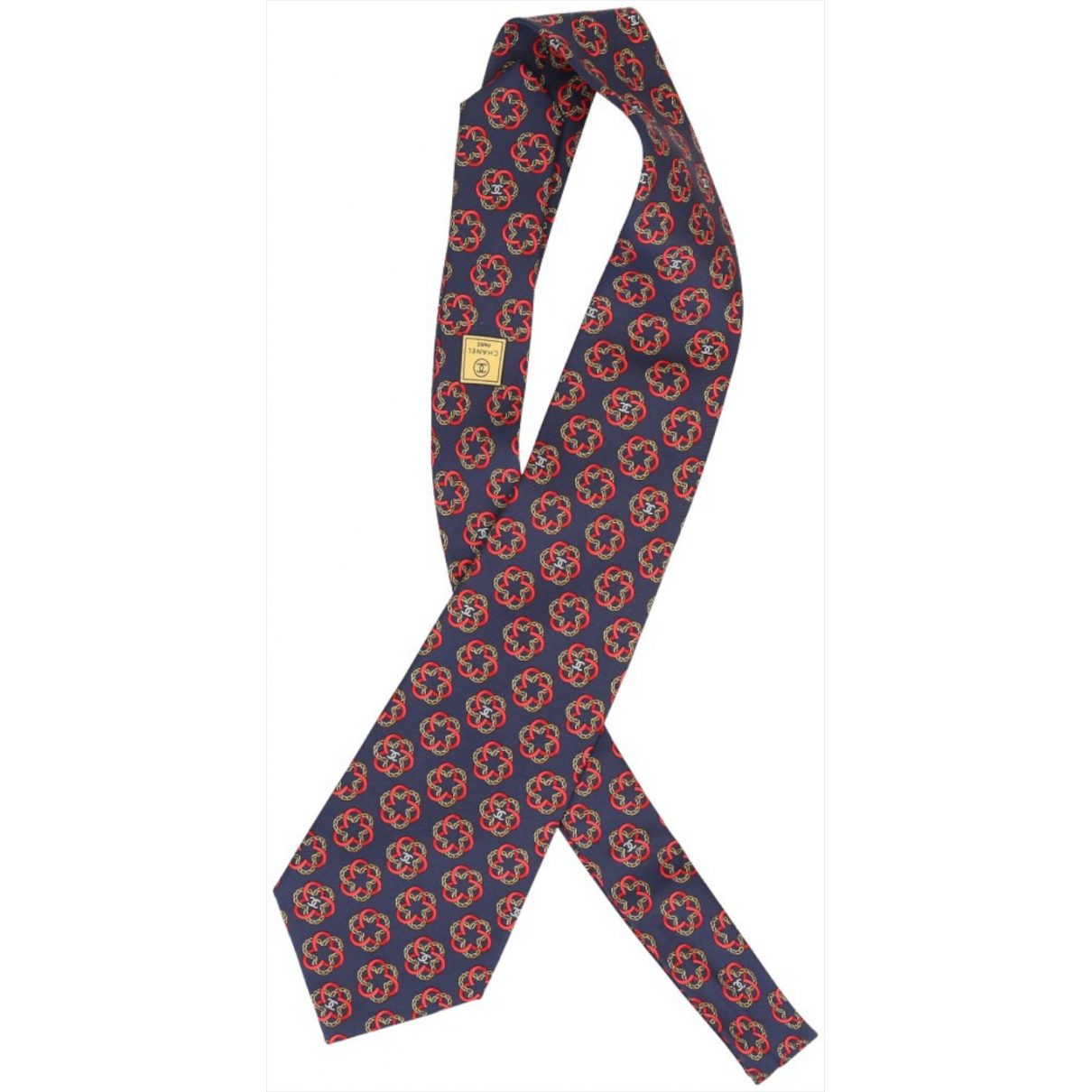 Chanel \N Multicolour Silk Ties for Men \N