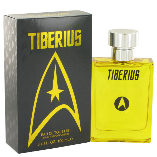 Tiberius - Star Trek Eau de Toilette Spray 100 ML