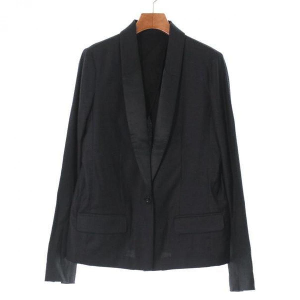 Maison Martin Margiela N Blue Wool jacket for Women S International