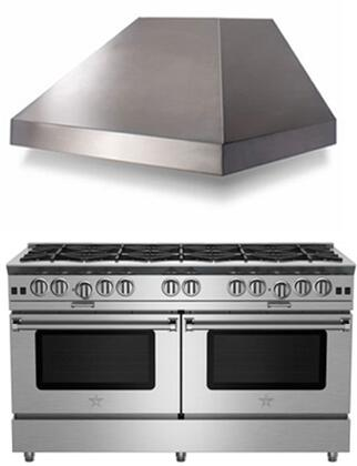 2 Piece Kitchen Package With BSP6010B 60