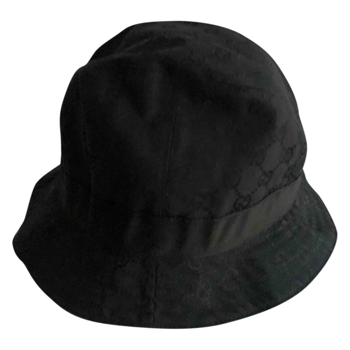 Gucci \N Black Cloth hat for Women L International