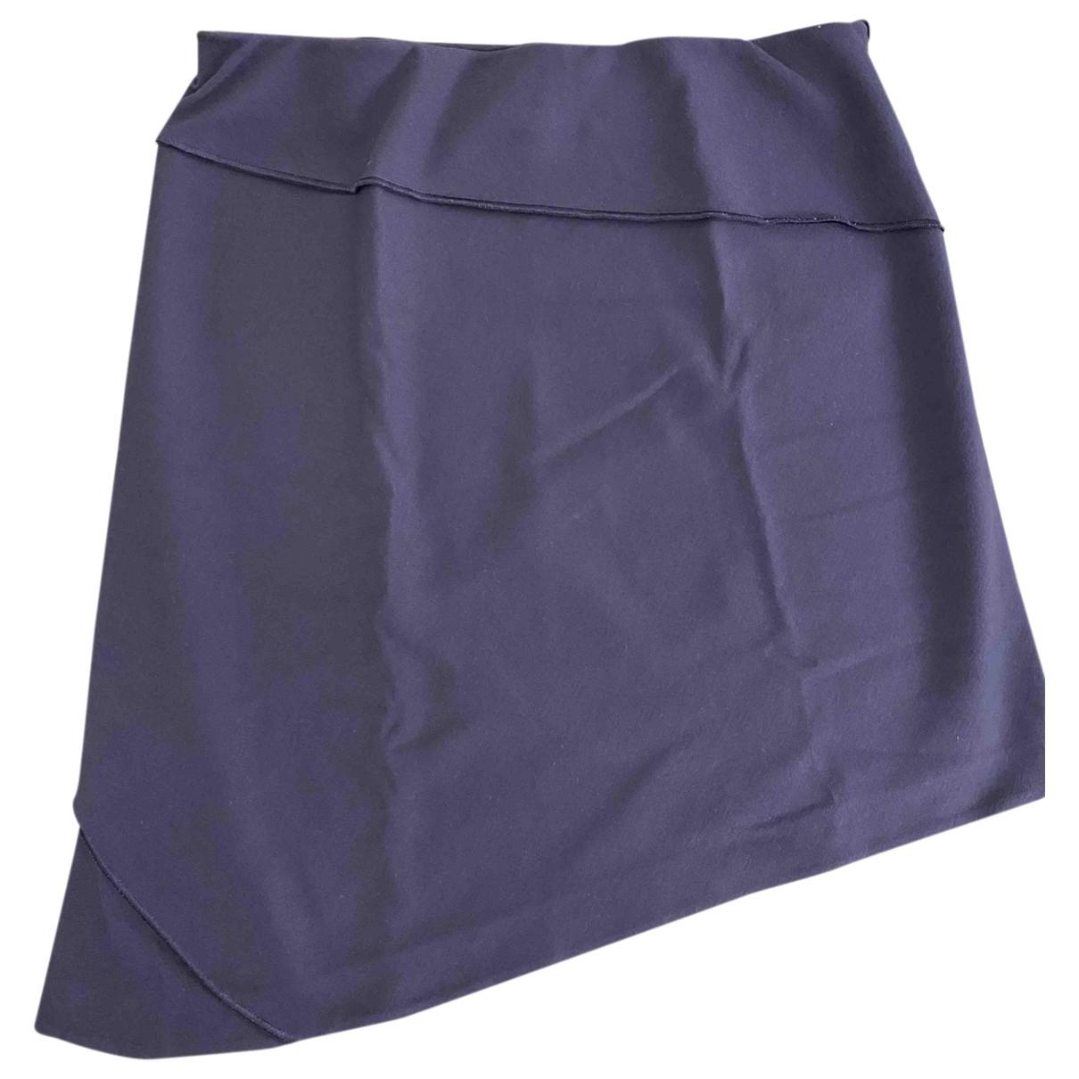 Wolford \N Purple skirt for Women 40 IT