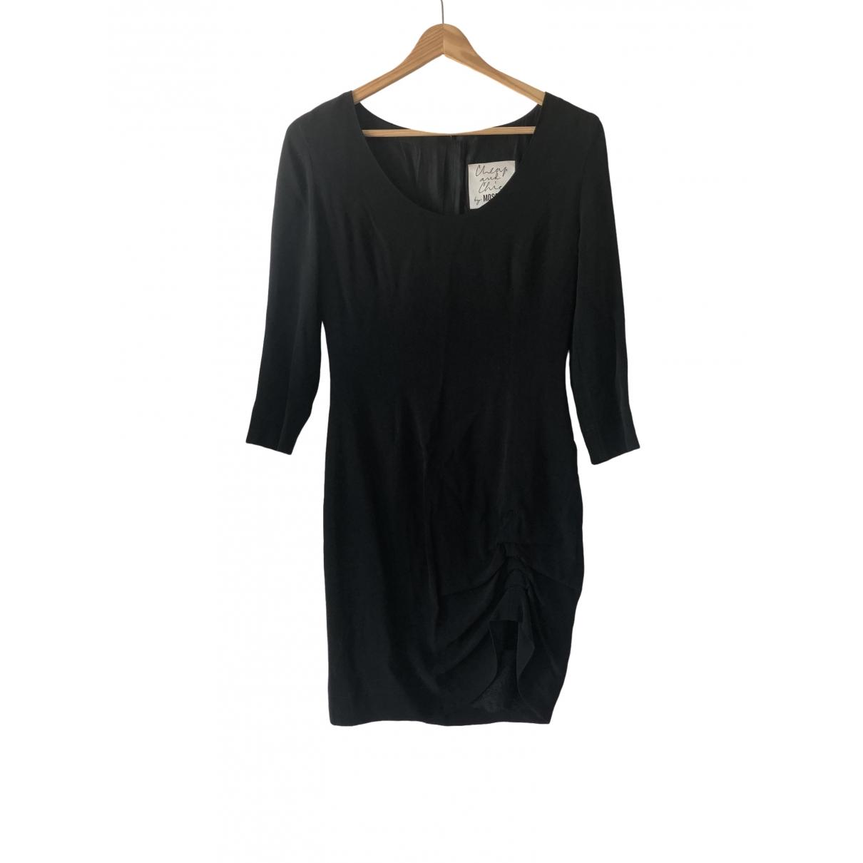 Mini vestido Moschino Cheap And Chic