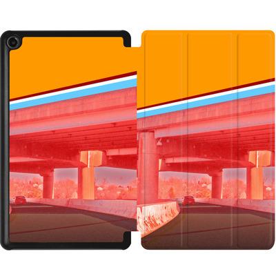 Amazon Fire 7 (2017) Tablet Smart Case - Bridge von Brent Williams