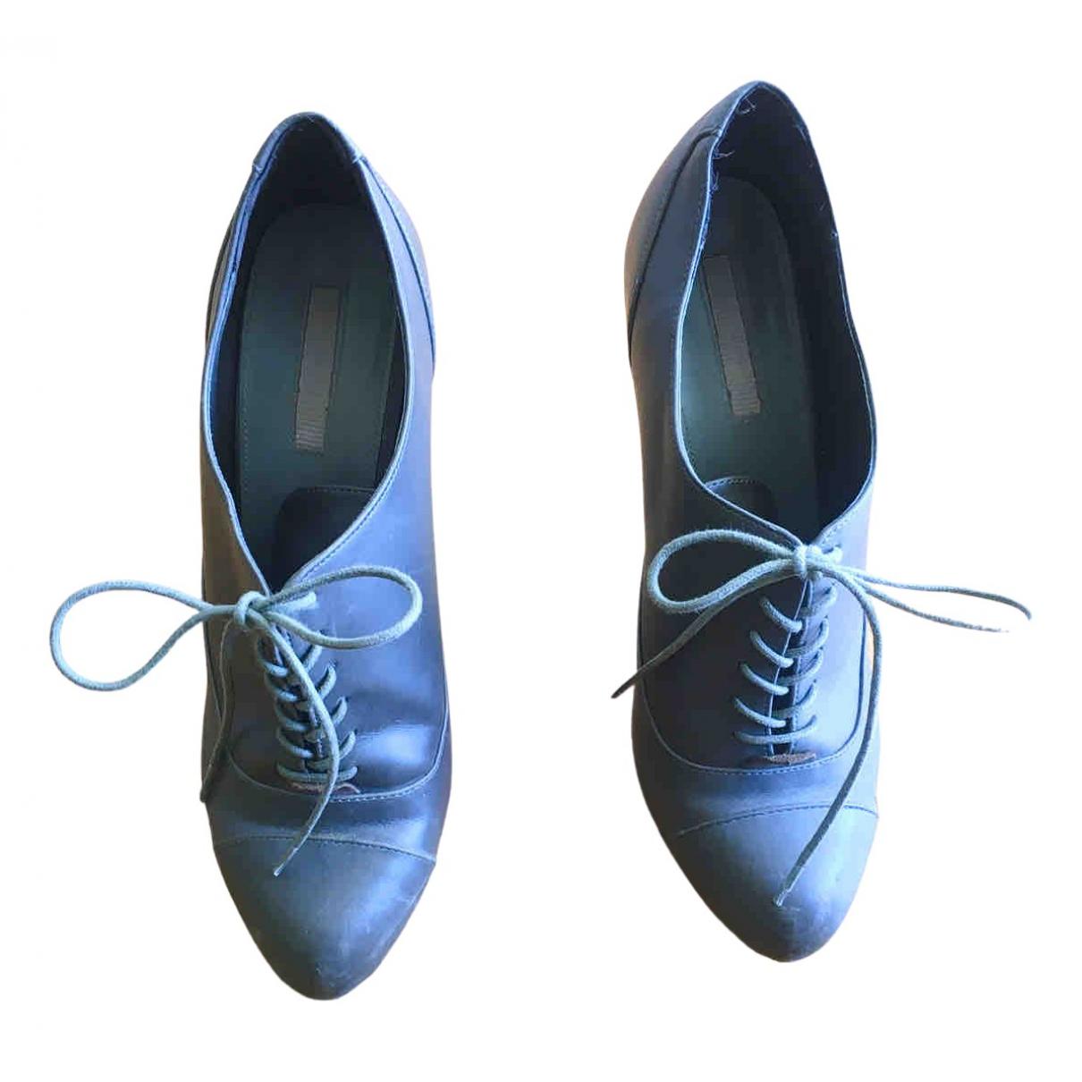 Botas de Charol Zara