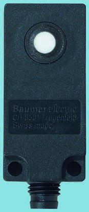 Baumer Ultrasonic Sensor Block, 60 → 400 mm, Analogue, M8 Connector IP67