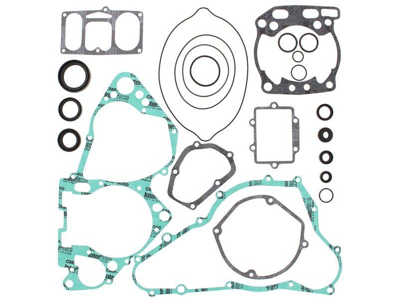 Vertex Complete Gasket Kit with Oil Seals (811580) Suzuki RM250 1994-1995