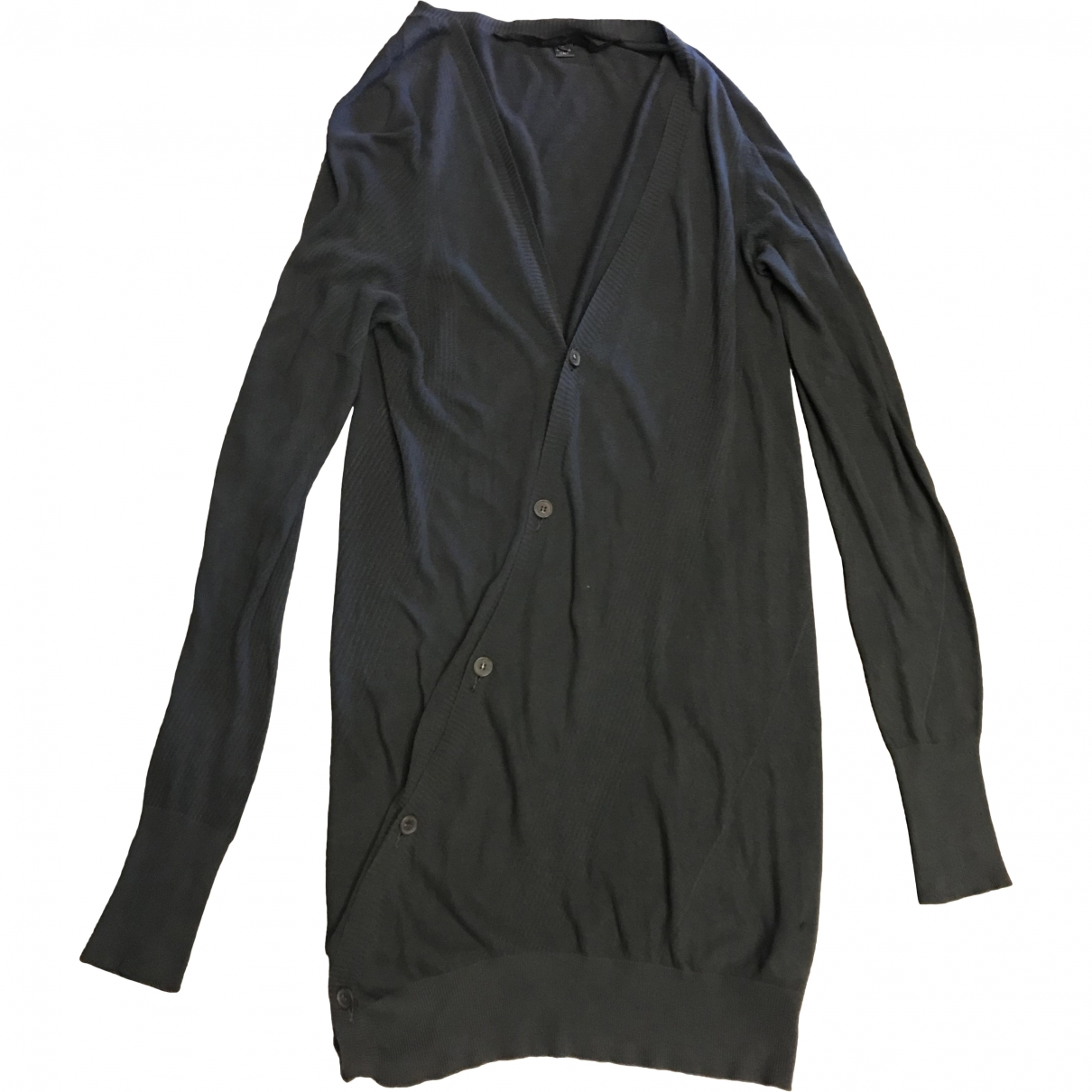 Diesel Black Gold \N Grey Cotton Knitwear & Sweatshirts for Men XL International