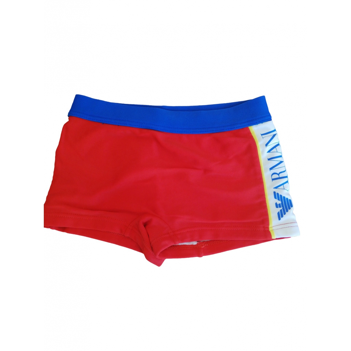 Armani Baby \N Shorts in  Rot Polyester
