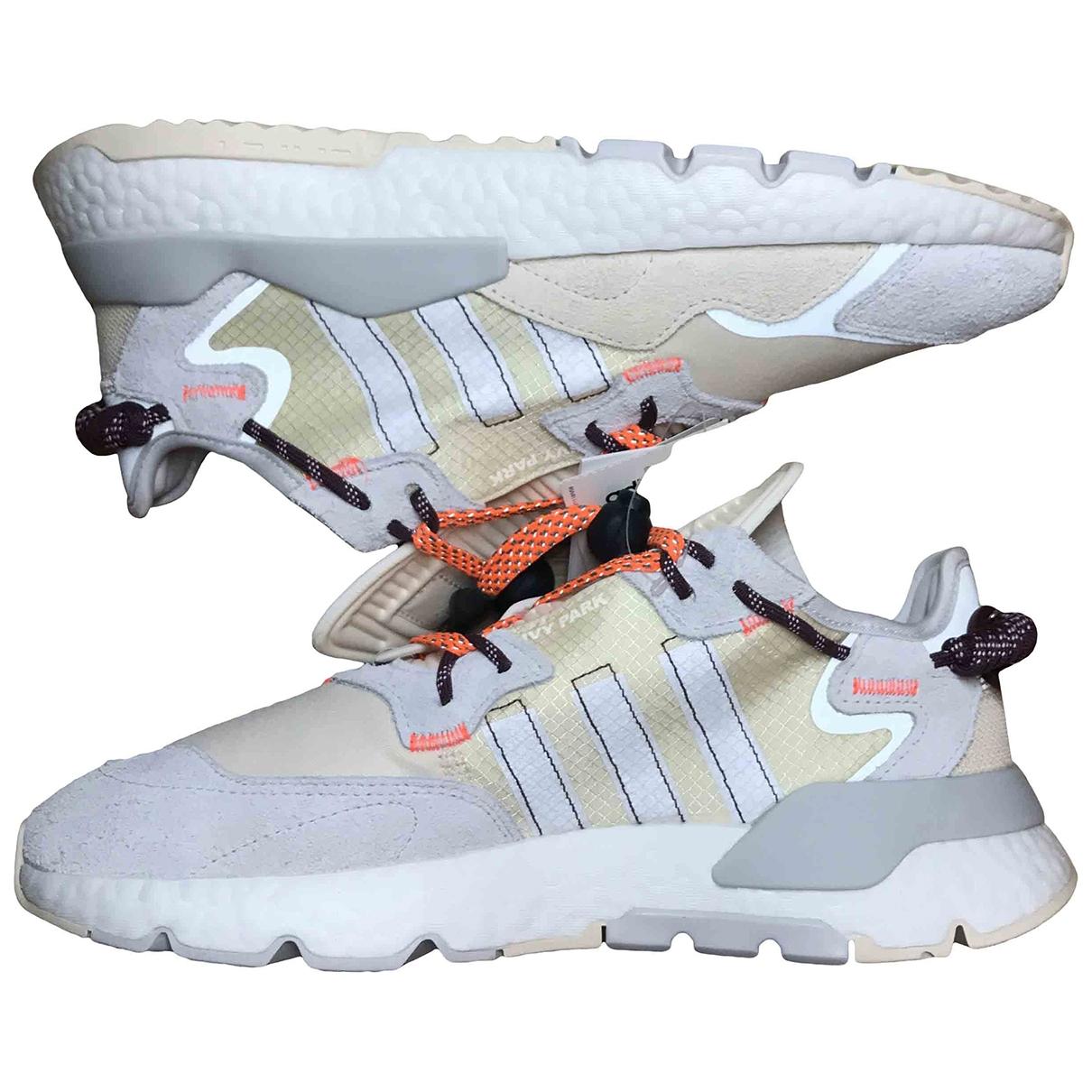 Adidas \N Sneakers in  Beige Kunststoff
