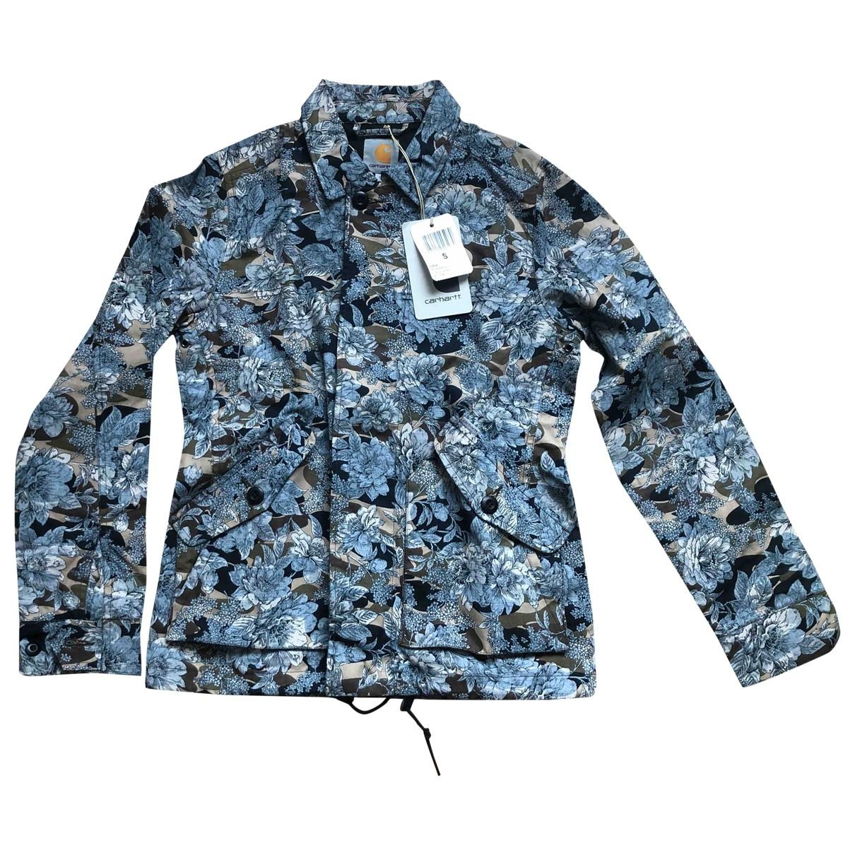 Carhartt Wip - Veste   pour femme en coton - bleu