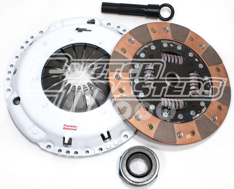 Clutch Masters 17036-HDCL-X FX400 Single Clutch Kit Audi A3 1.8L 5-Speed 99-03
