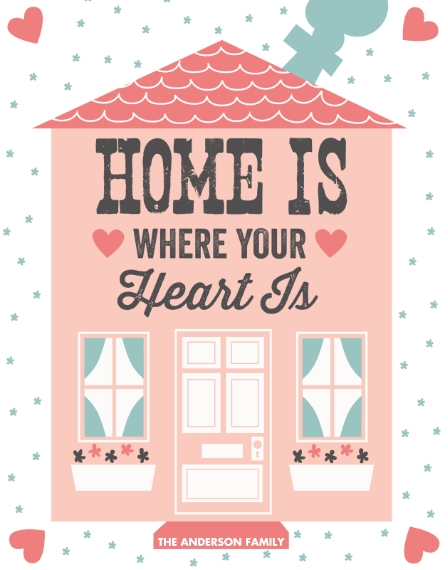 Everyday 11x14 Poster(s), Board, Home Décor -Heart House