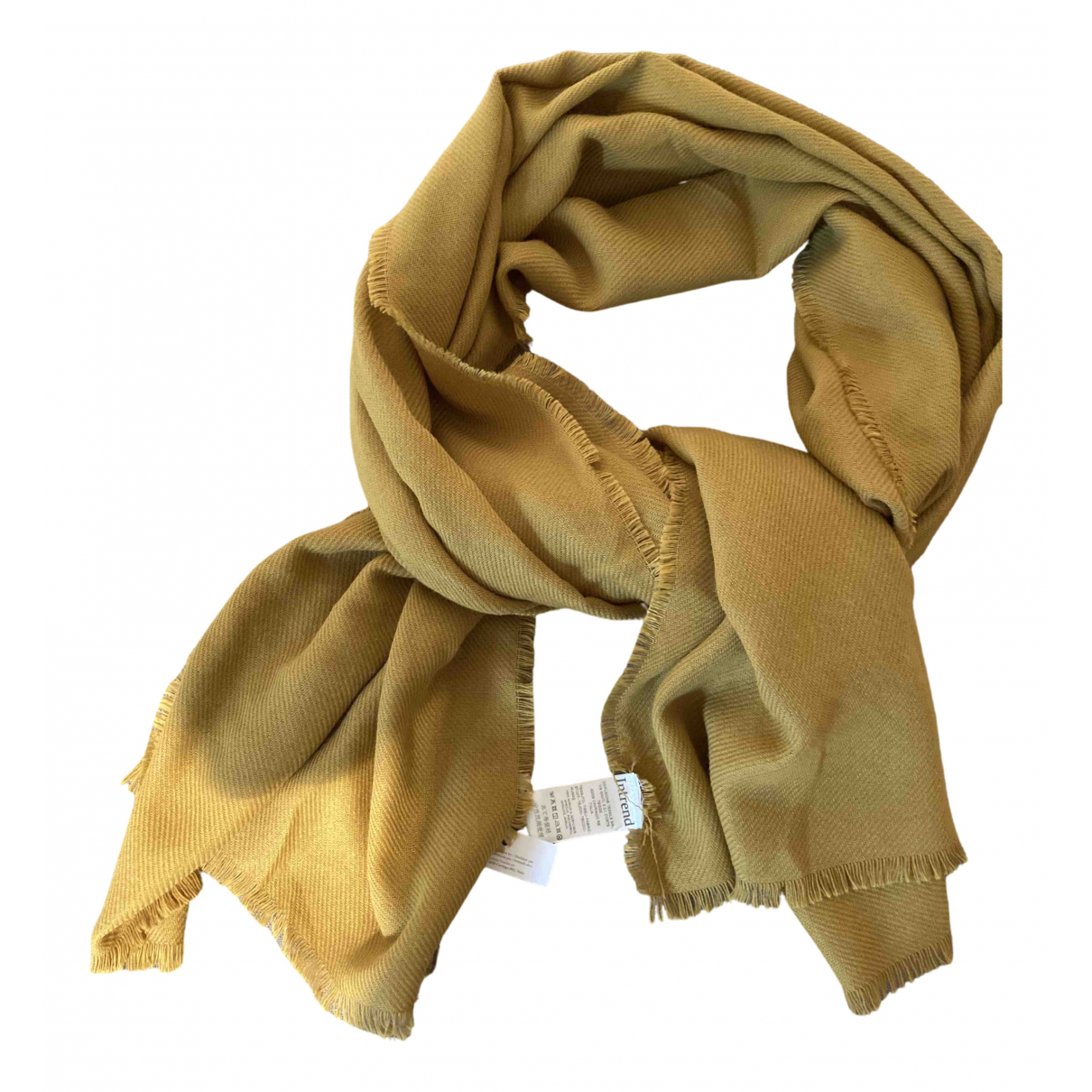 Intrend N Camel scarf for Women N