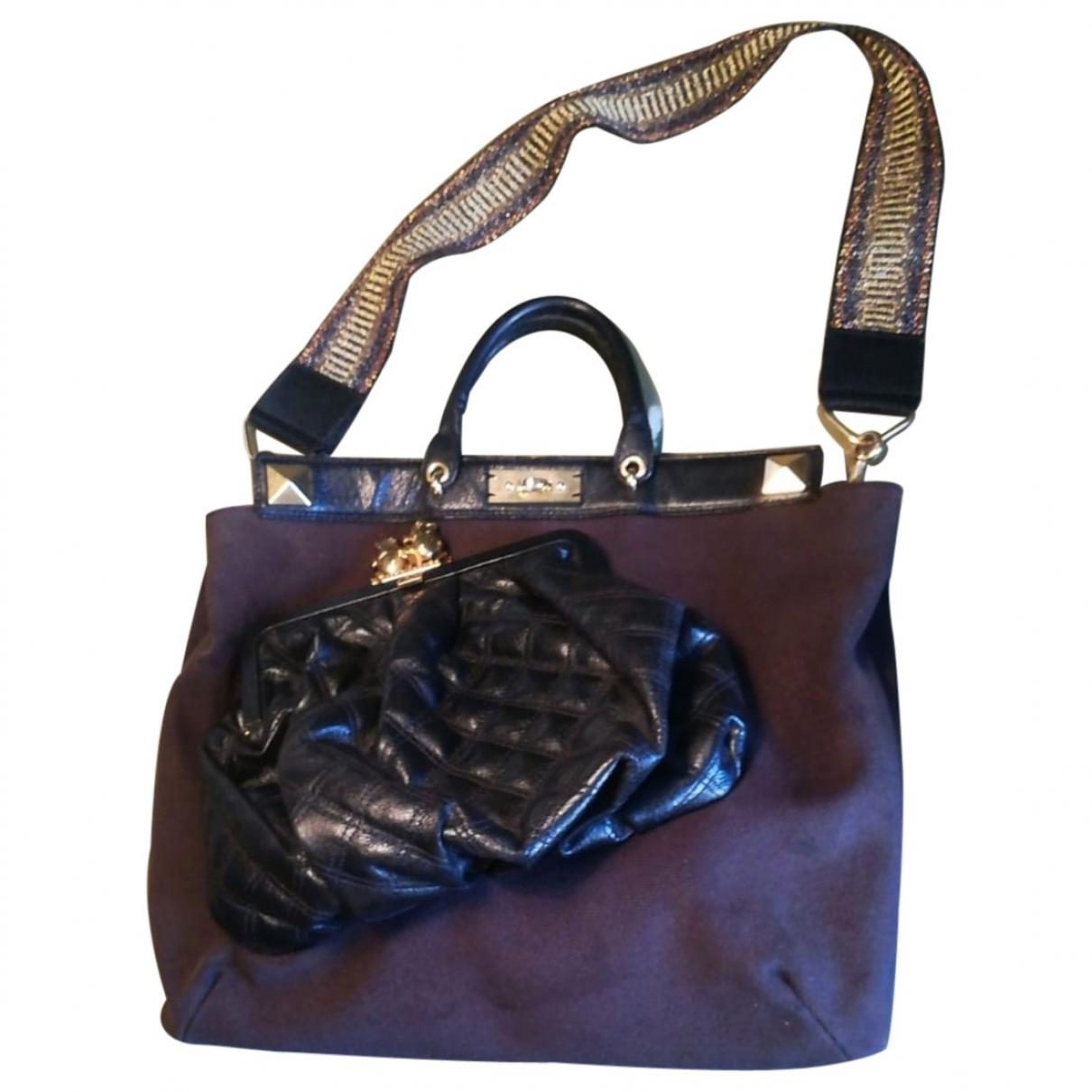 Marc Jacobs \N Black Cloth handbag for Women \N