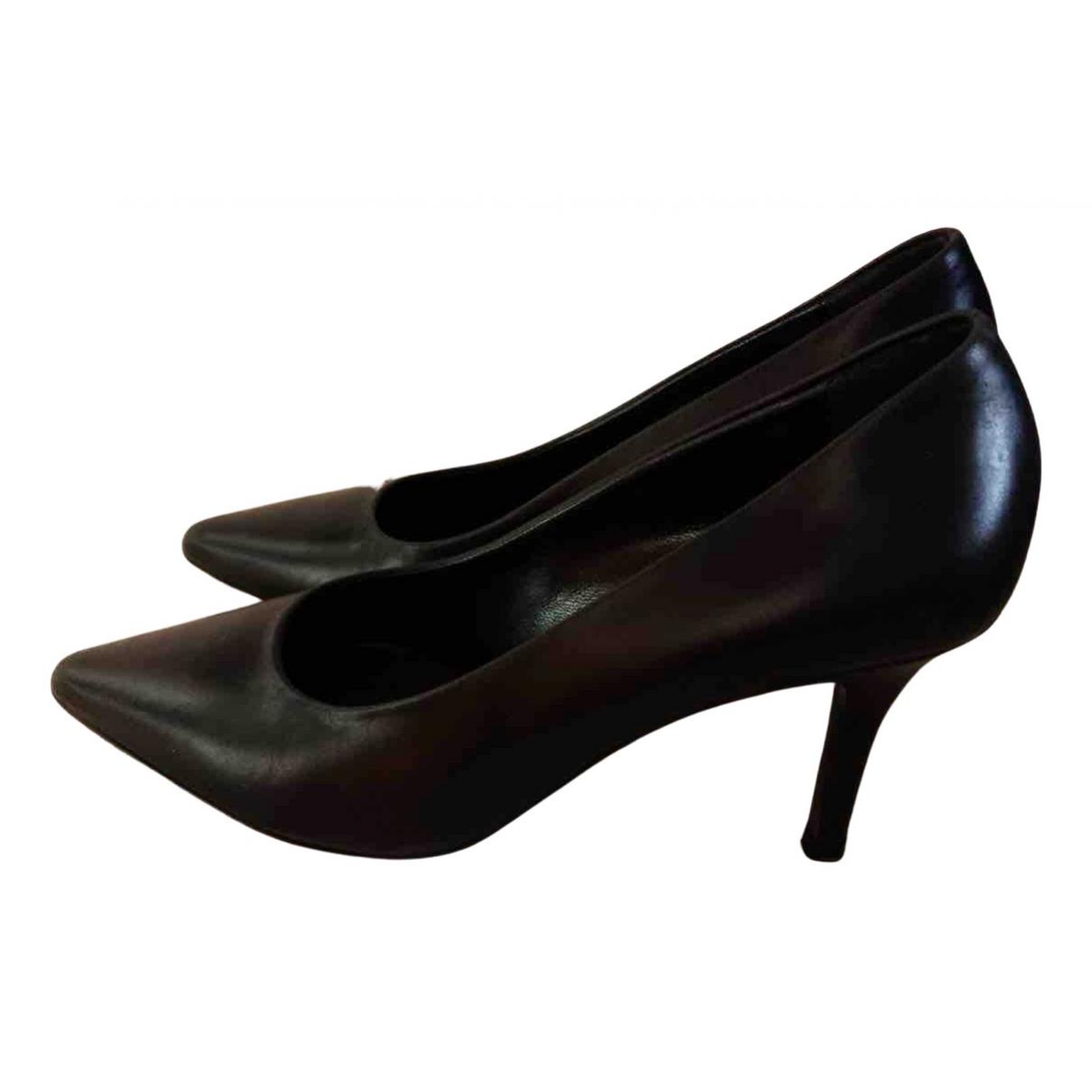 Vivienne Westwood - Escarpins   pour femme en cuir - noir