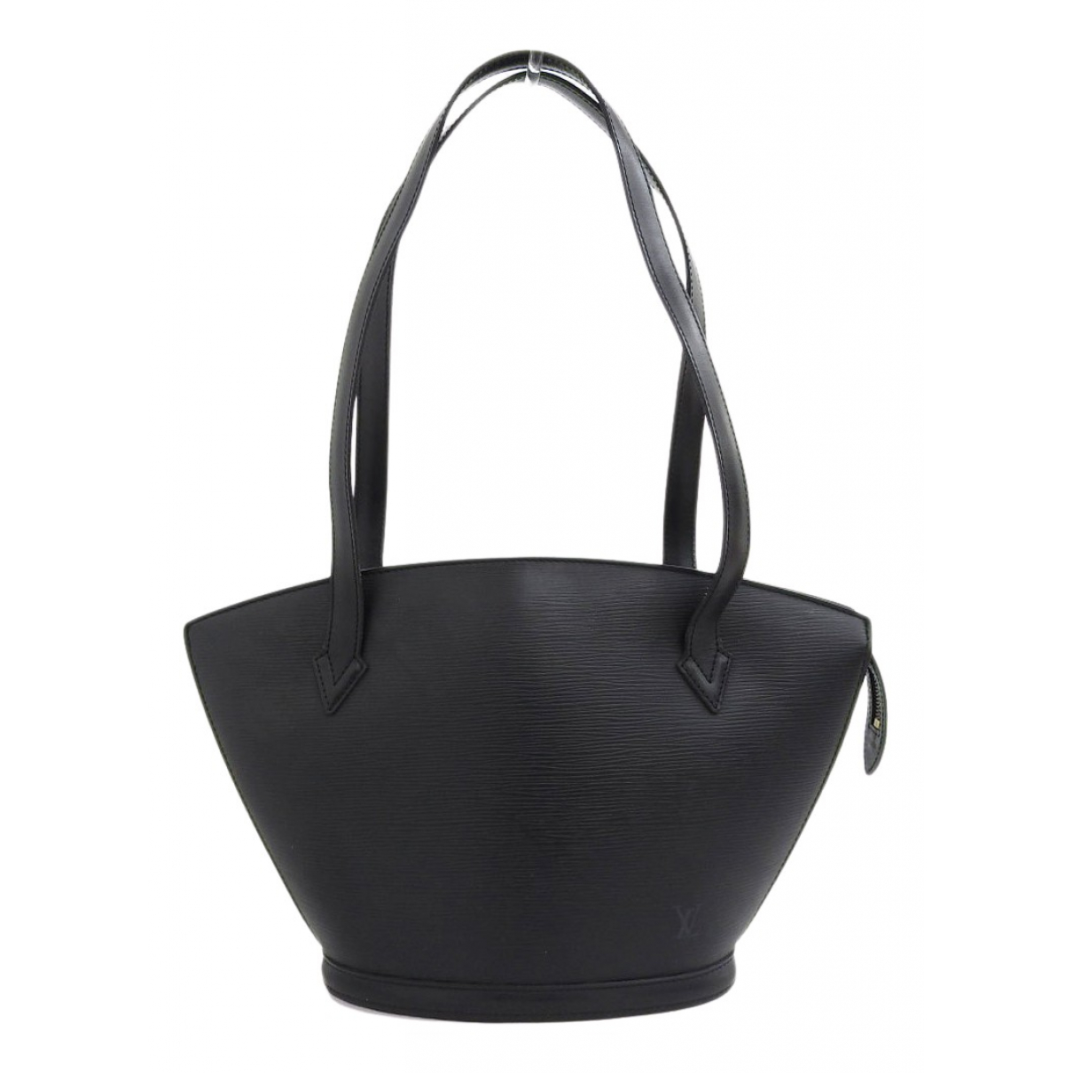 Louis Vuitton Saint Jacques Black Leather handbag for Women N