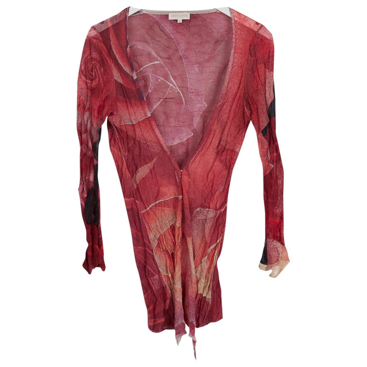 Roberto Cavalli \N Pink  top for Women L International