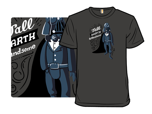 Dapper Darth T Shirt