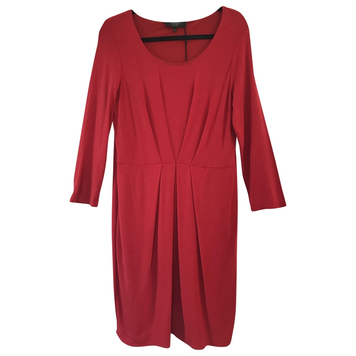 Max Mara Weekend - Robe   pour femme - rouge