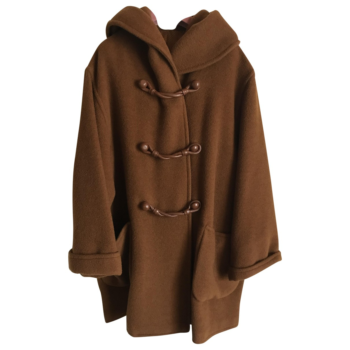 Max Mara - Manteau   pour femme en laine