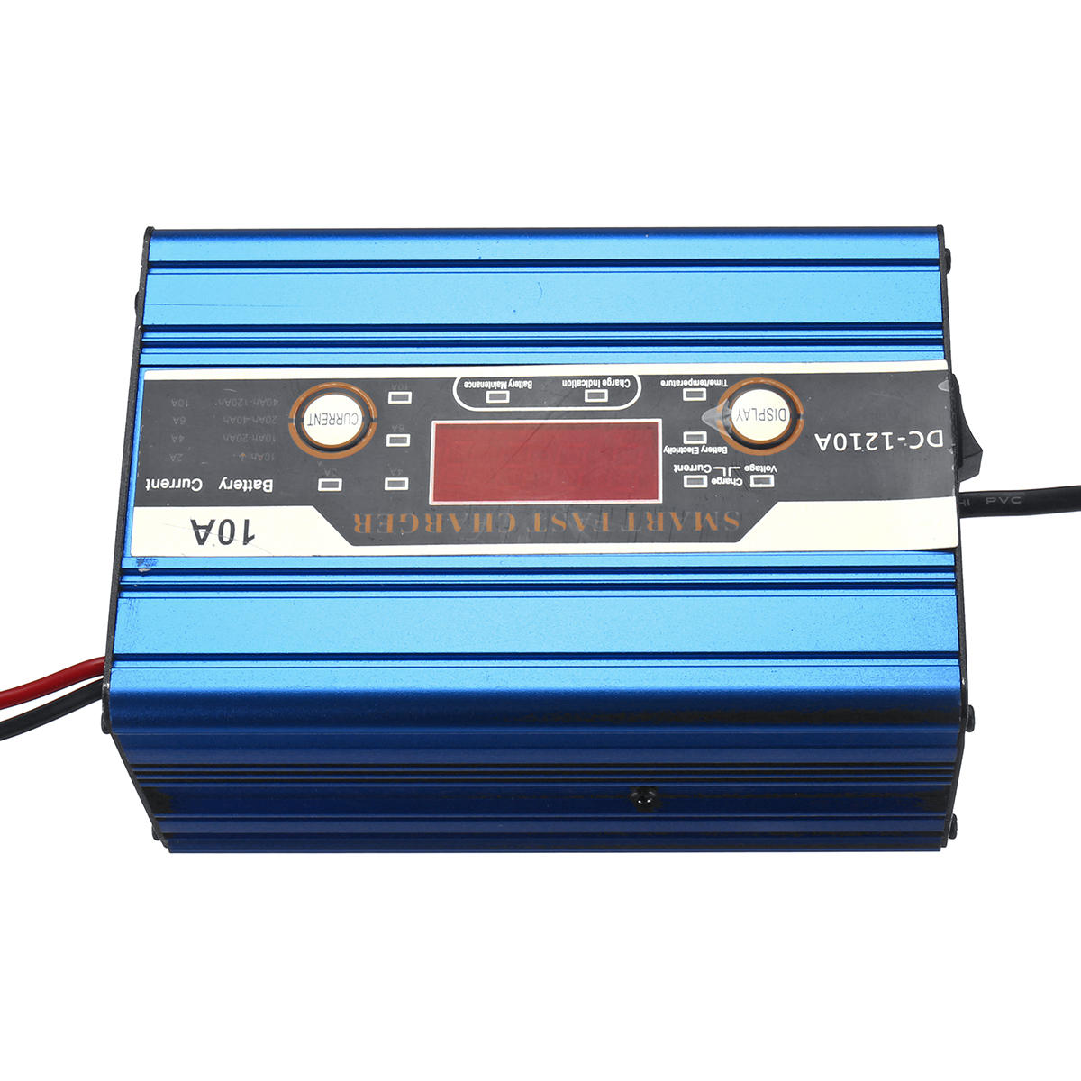DC-1210A Smart Battery Charger Maintainer 12V 10ABattery Charging Equipment Car Battery Supplying