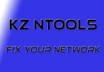Kz NTools: Fix Your Network Steam CD Key