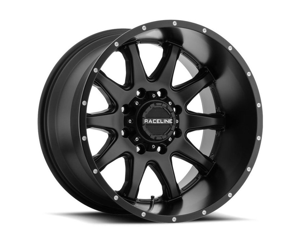 Raceline 930B Shift Satin Black Wheel 20X9 5X114.3|5X127 0mm