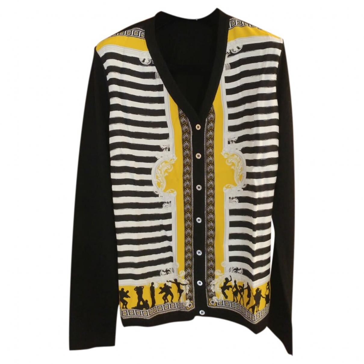 Versace \N Multicolour Silk Knitwear for Women 46 IT