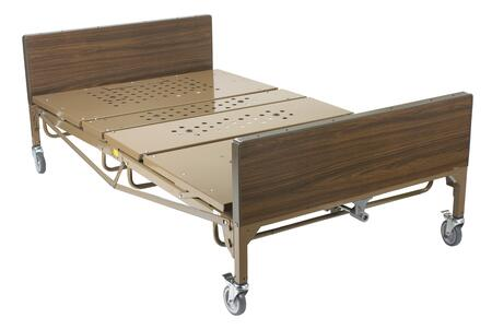 15303bv-1hr Full Electric Super Heavy Duty Bariatric Hospital Bed With 1 Set Of T