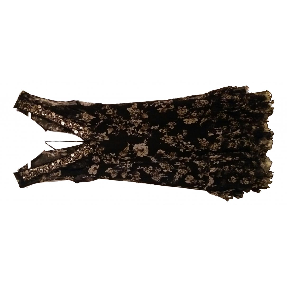 Liu.jo - Robe   pour femme en a paillettes - noir