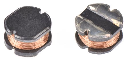Bourns , SDR0503, E12 Wire-wound SMD Inductor with a Ferrite DR Core, 1 mH Wire-Wound 40mA Idc Q:30 (10)