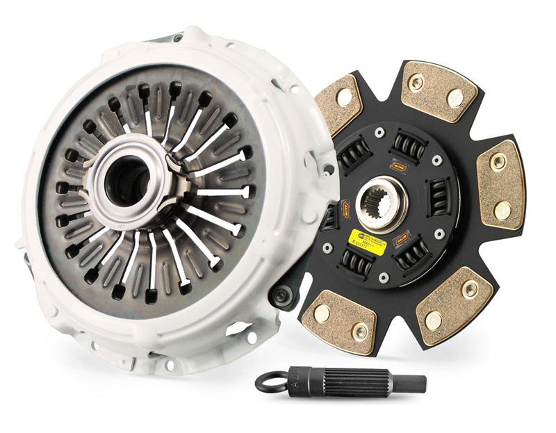 Clutch Masters 15416-HDC6-X FX400 Single Clutch Kit Subaru Baja 2.5L 5-Speed Turbo 04-05