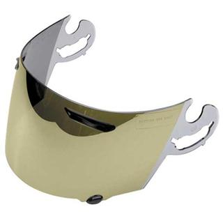 Arai Vector SAQ Iridium Gold Mirror Shield Visor