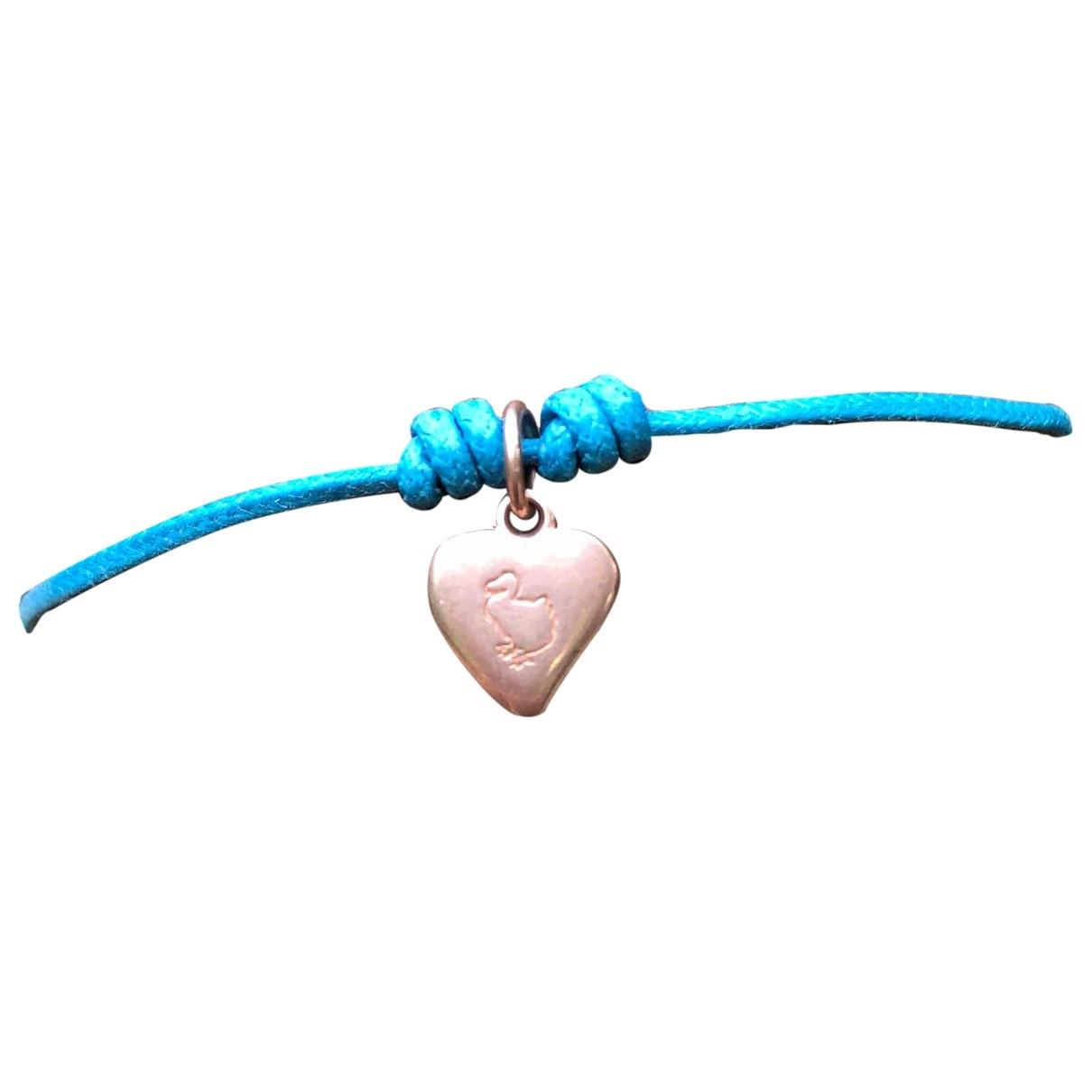 Dodo Pomellato - Bracelet Coeur pour femme en or rose - vert