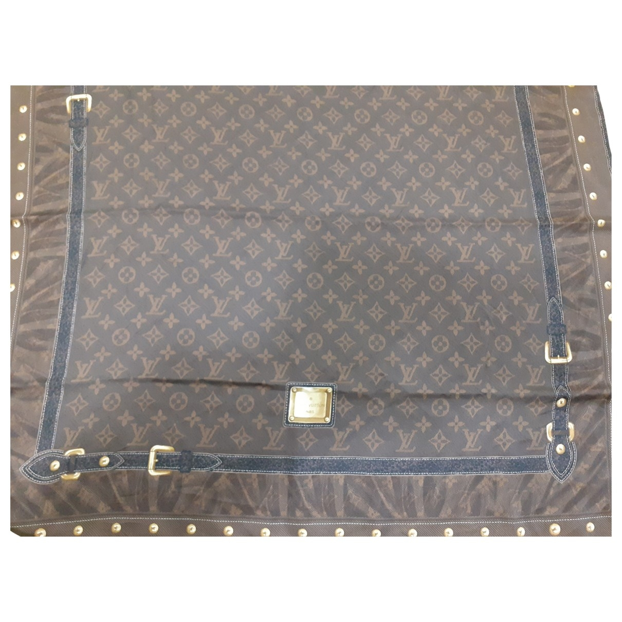 Pañuelo de Seda Louis Vuitton