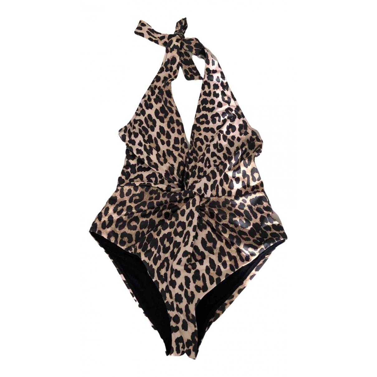Ganni Spring Summer 2019 Brown Swimwear for Women S International