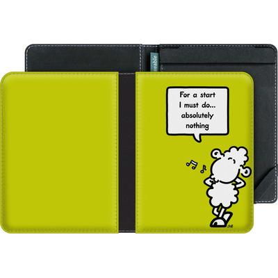 tolino vision 2 eBook Reader Huelle - For A Start von Sheepworld