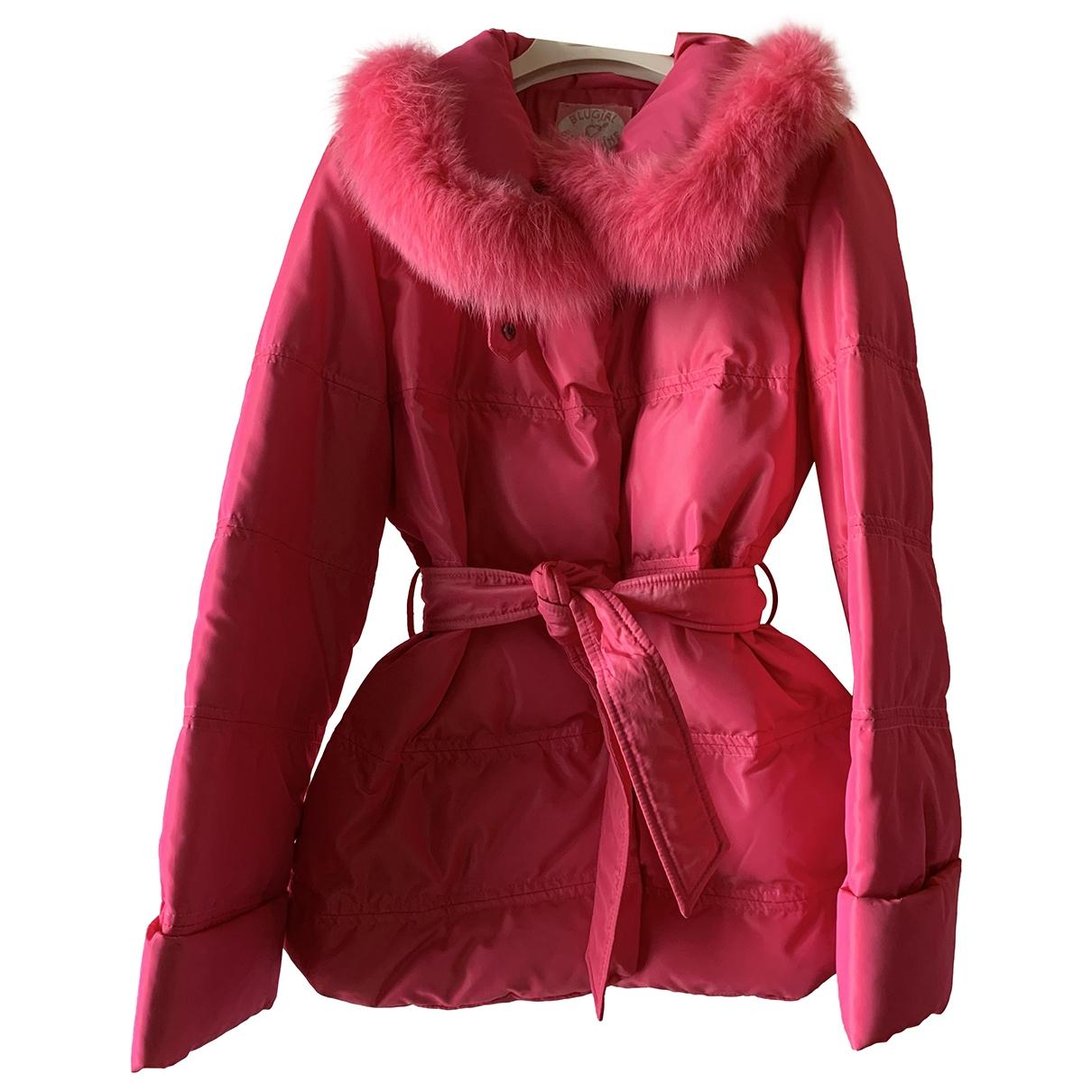 Blumarine - Veste   pour femme - rose