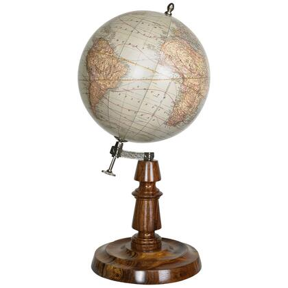 GL055 RMN 19th C. 18cm Globe  in
