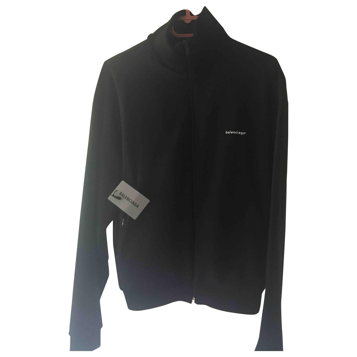 Balenciaga \N Black jacket  for Men 52 IT