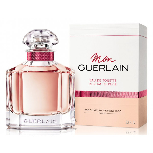 Mon Guerlain Bloom Of Rose - Guerlain Eau de toilette en espray 100 ML