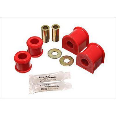 Energy Suspension Sway Bar Bushing Set (Red) - 2.5113R