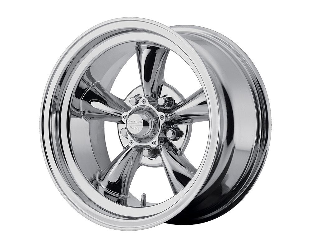 American Racing VN605 Torq Thrust D Wheel 15x6 5x5x120.65 +4mm Chrome